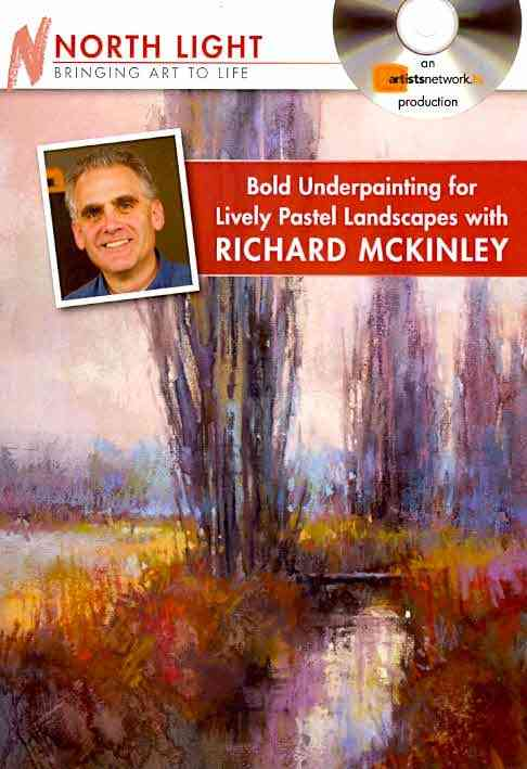 [DVD] Bold Underpainting for Lively Pastel Landscapes By Mckinley, Richard